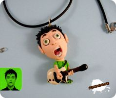 FIMO - Billie joe Amstrong by buzhandmade
