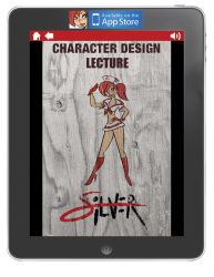 character design lecture by stephensilver