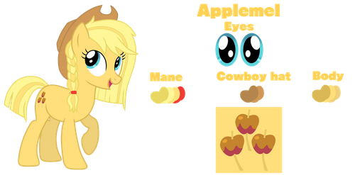 MLP Next Gen - Applemel by ilaria122