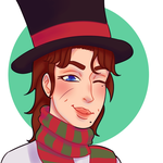 Festive Icon - Frieda by MayStardust