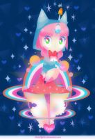 Sparkles and Shrooms by ilianaGatto