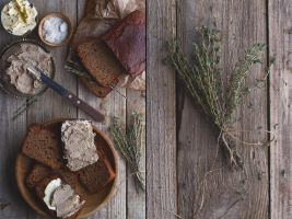 Pate with thyme by slyadnev