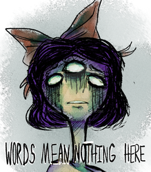 Words Mean Nothing  by pirran-p