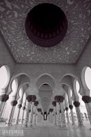 Mosque in Paradise 02 by UAESMILE