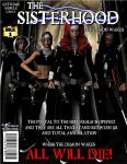 The SisterHood comic cover by Stone3D