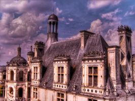 Chambord HDR by KrisSimon