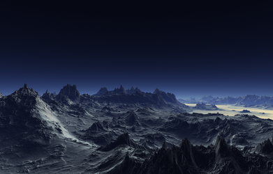 First mojoworld render by trs17