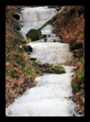 Frozen Falls 2 by Melens-rayne