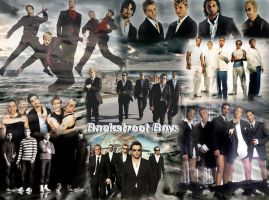 Backstreet Boys by cHiCa-L0Ca