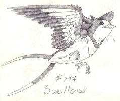 Realistic Swellow
