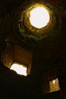 Bottom of the Tower by wafitz