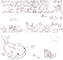 Every Pokemon Project WIP!!!!