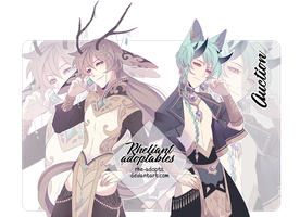 CLOSED| Adoptable Auction by Rhe-Adopts