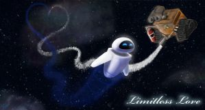 Love Has No Limits by lordcheeezzee