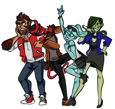 Monster Prom by Vaddia