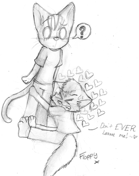 Don't Ever Leave Me by Floppy-Doggie