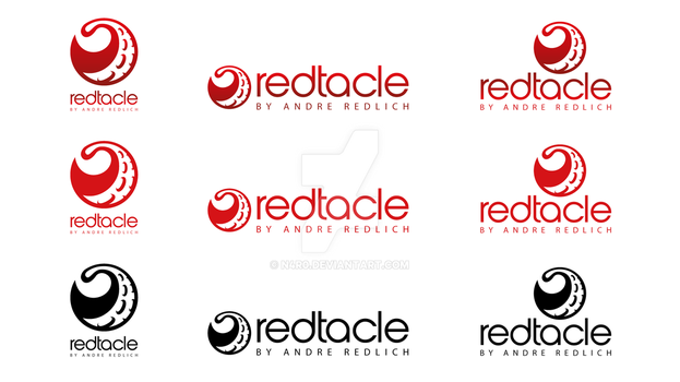 redtacle Logo by N4r0
