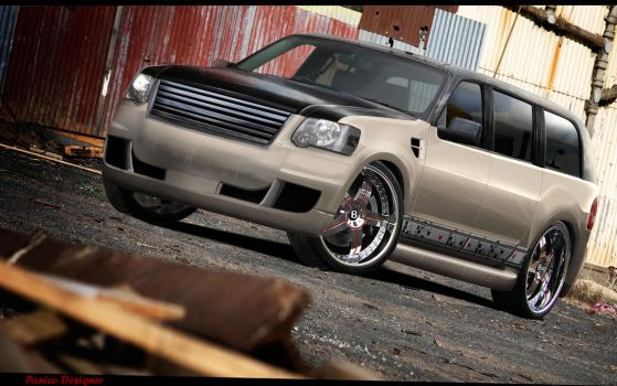 Ford Sport Trac Adrenaline by mateus12345