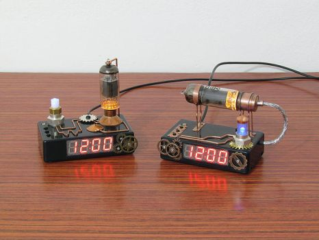 Two new clocks by DoctorAlbert