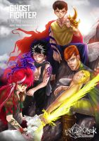 The Aftermath - Yuyu Hakusho / Ghost Fighter by olrakbustrider
