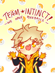 Team Instinct by Jintii