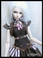 Lelahel - pink and brown by Lelahel-Clothes