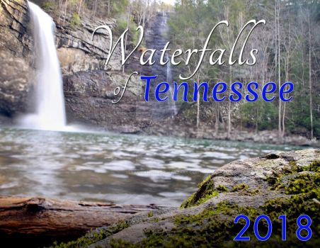 Waterfalls of Tennessee 2018 Calendar by SerafinaMoon