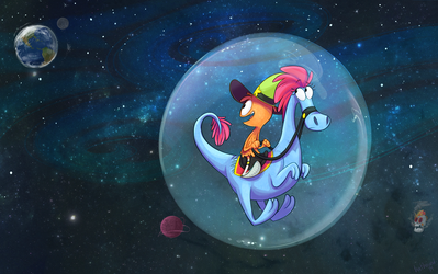 Wander Over Yonder : We haven't been THERE before! by hathound