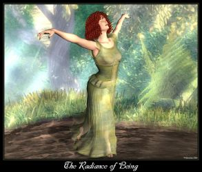 The Radiance of Being by brierlea