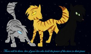The Power of Three by YellowfangOfStarclan