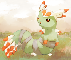 Anorith Furret Adoptable