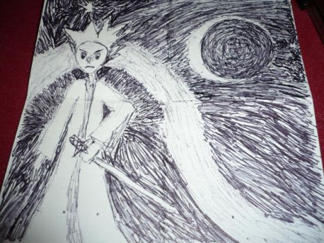 the most crappy Hitsugaya ever by theWhiteRabbitsHole