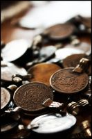 Afghani Coins by saray