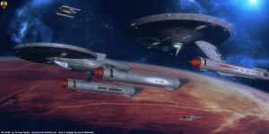 Marching to Axanar by Euderion