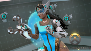 Overwatch - Symmetra (New) by DarknessRingoGallery