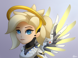 Mercy by LuminousDazzle