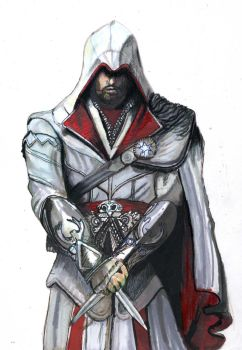 Ezio Auditore Tutorial on kazanjianm (YouTube) by kazanjianm