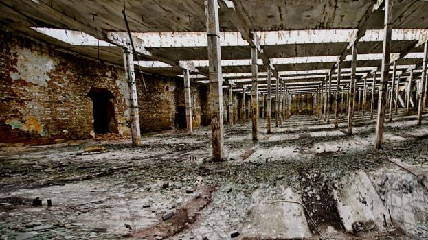 Dead Factory .. by lesna