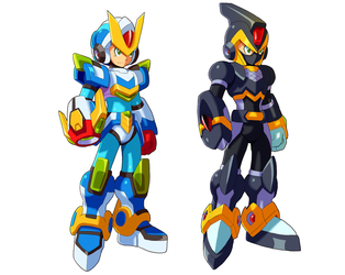 Blade and Shadow Armor by ultimatemaverickx