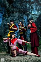 Mai - Avatar: The last Airbender cosplay 1 by ShamanLaf