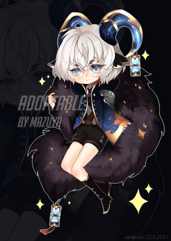 Auction adoptable: Stars by Mazuya69