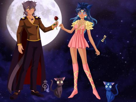 cats from both moons by kittykittyluv