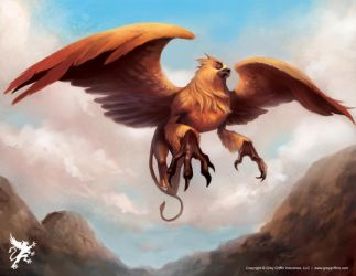 Gryphon by jslewis