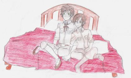 Spain x Romano by 00maybe00