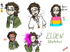 Elden Sketches by MotherofOnity