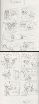 0ct Round 1: Pages 1 and 2 by Drick96