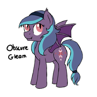 Obscure Gleam by SaturnStar14