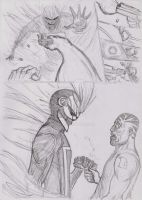 Ghost Rider Robbie Reyes Page by nic011