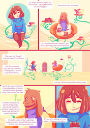 Undertale comic - Hellsiblings - 80 by marvyanaka