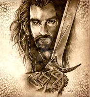 Thorin by DeathRay18